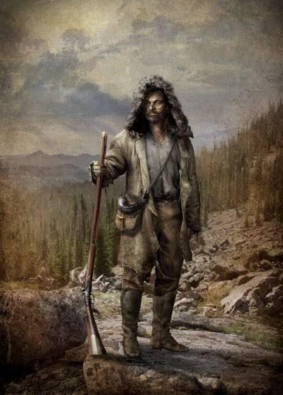 4935 best mountain man fur trade primitive skills