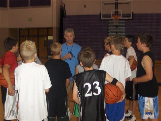 Coaching Basketball information at Basketball Coahcing 101