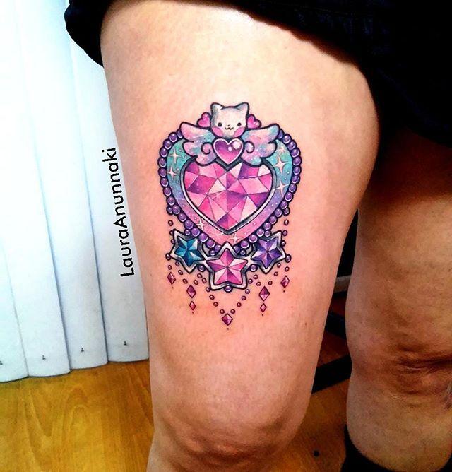 Awesome tattoo artist - instagram - Laura Anunnaki