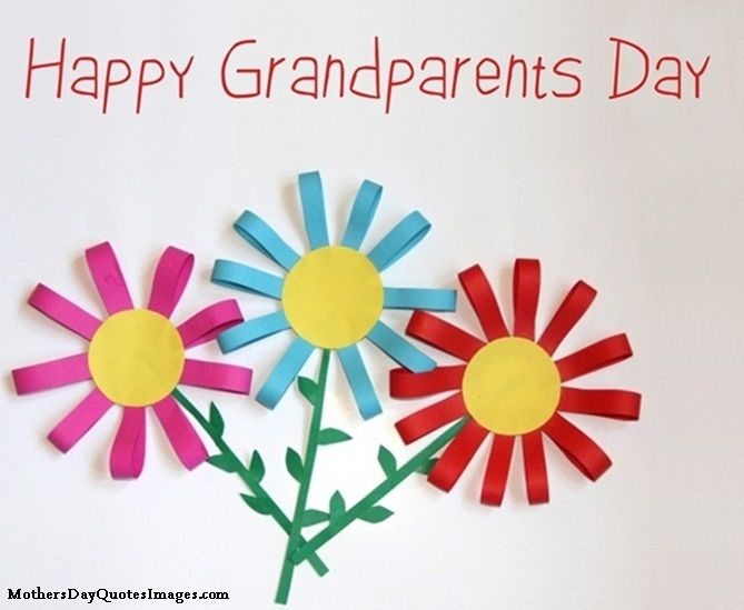 Wonderful Card Making Ideas For Grandparents Day Part - 13: Simple Grandparents Day Cards For Kids To Make