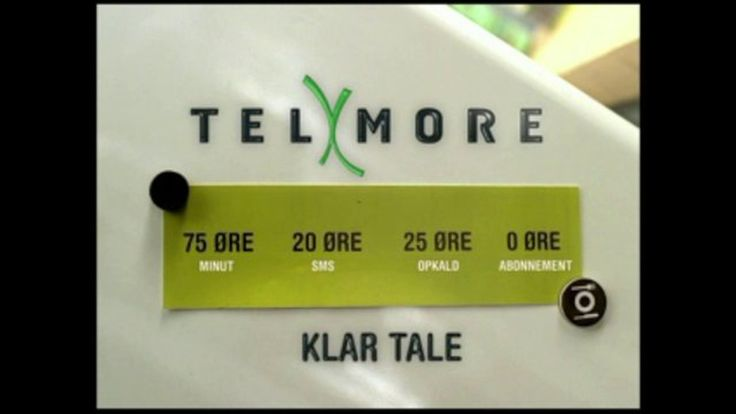 Telmore - klar tale #otteogtyvetres #kundeco #tvc