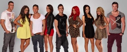Geordie Shore...i know i know but its just so funny!