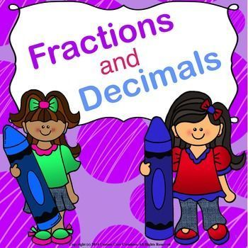 $ This 40 Day Fraction and Decimal Practice Printable Activity is a great tool for you to keep your students on track with fractions and decimals!! This packet is great to help maintain or refresh your students  abilities fractions and decimals. This packet will give your students excellent practice with fractions and decimals by challenging them on a daily basis for 5-10 minutes daily in your class.