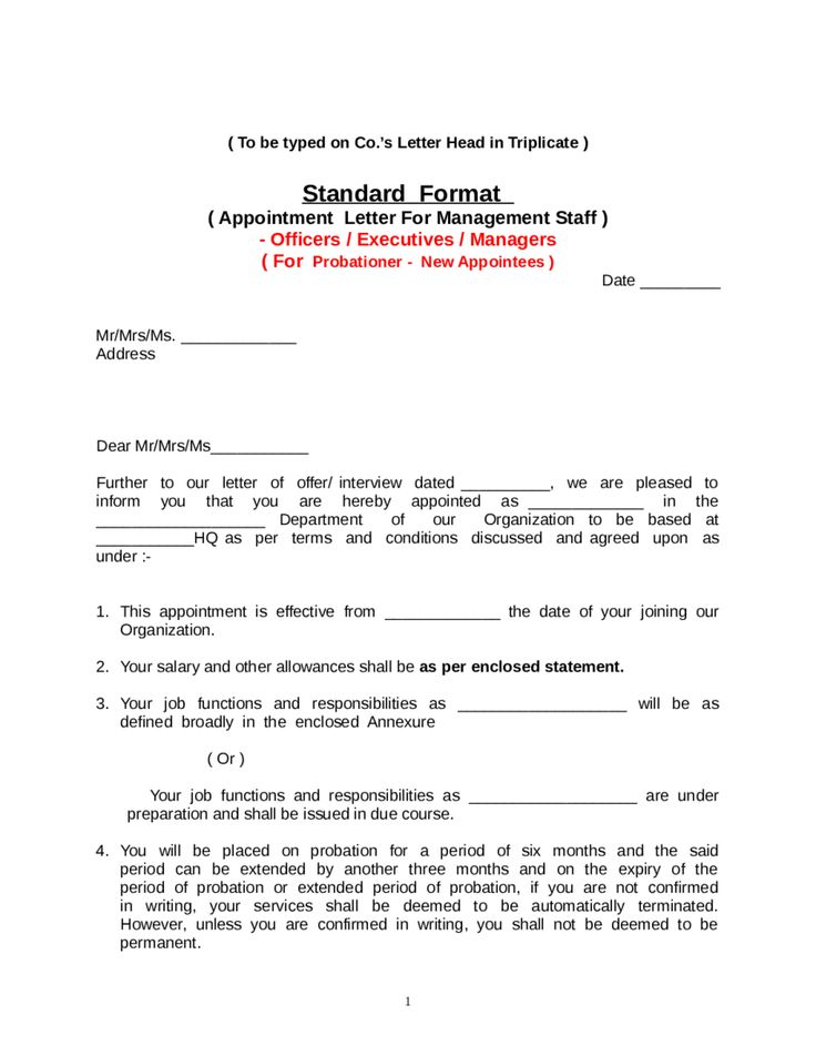 Proof Employment Letter Sample Verification Format  Home Design