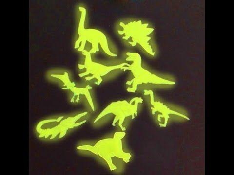Dinosaurios Fluorescentes al mejor precio en Tienda Compras Guays