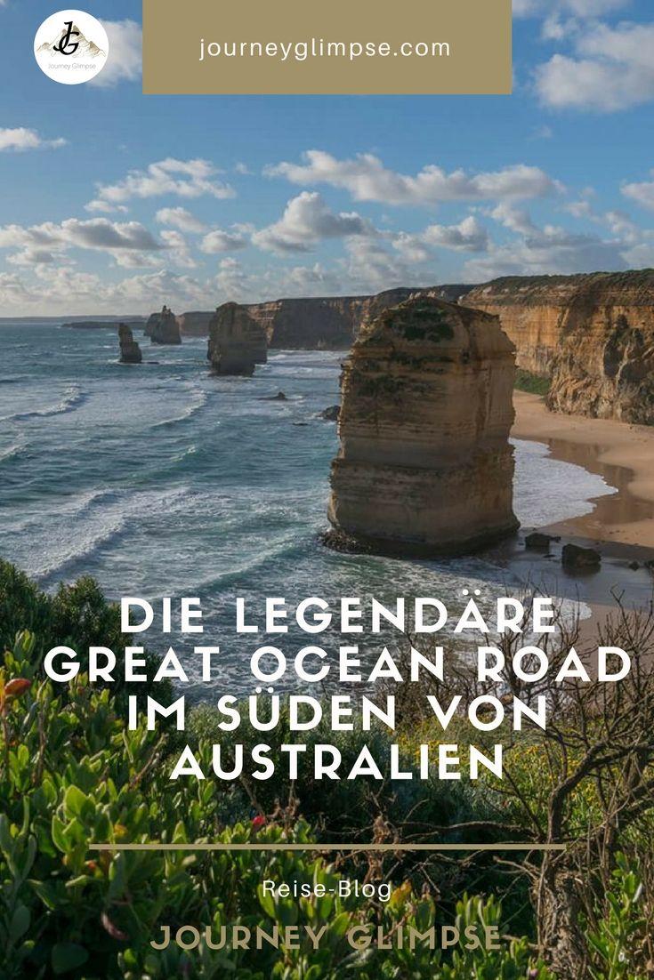 Die legendäre Great Ocean Road im Süden von Australien ist ein wahrer Touristen-Magnet. Wir geben in unserem Blog Tipps, wie man das Meiste aus seiner Zeit an der Great Ocean Road rausholt.