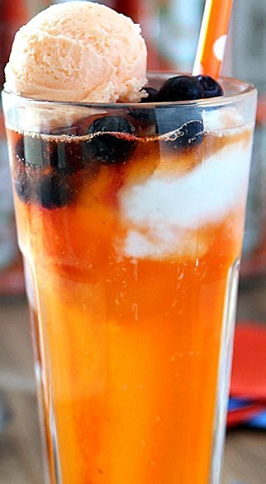 Broncos Orange Crush Cocktail