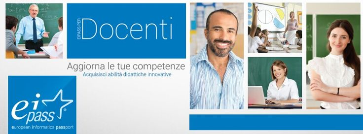 Eipass Docenti in offerta 0825431436 - info@formacei.it