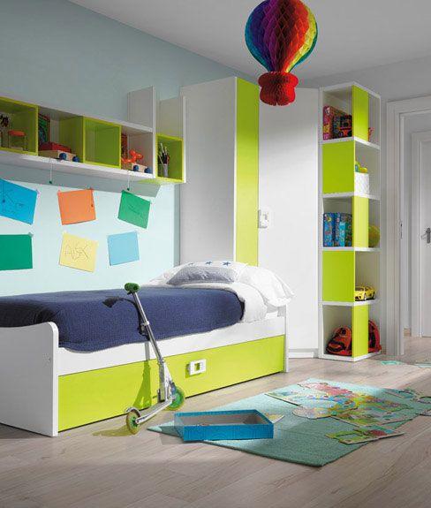 178 best images about dormitorios para ni os y j venes on - Kibuc dormitorios ...