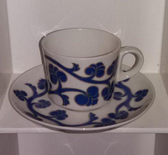 Arabian BR-mallin kahvikuppi Lyydia
