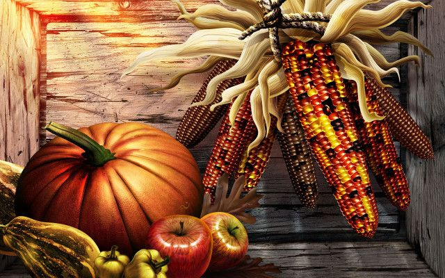 Thanksgiving Wallpaper PC High Resolution