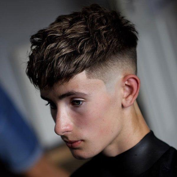 Long Fringe Fade Best Mens Hairstyles Cool Haircuts For Men Most Popular Haar Frisuren Manner Coole Frisuren Frisuren