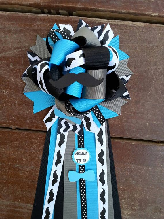 Find This Pin And More On Baby Shower Mum By Rosaadri1979. Mustache And Bow  Tie ...