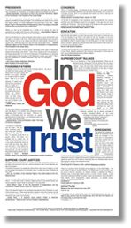 Happy Independence Day!! - In God We Trust ~ Blessed is the nation whose God is the LORD Psalm 33:12a