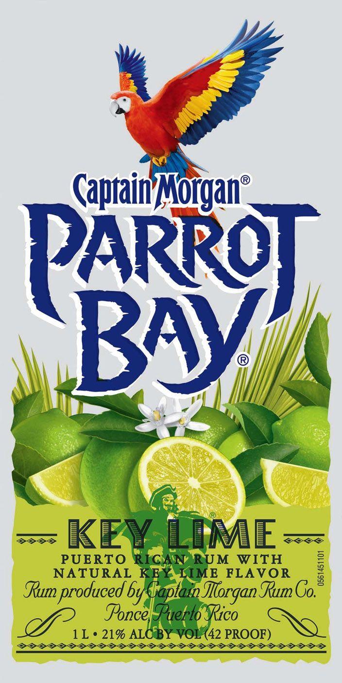 Captain Morgans Parrot Bay Rum