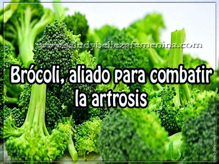 Br coli aliado para combatir la artrosis salud y bienestar pinterest - Alimentos para mejorar la artrosis ...