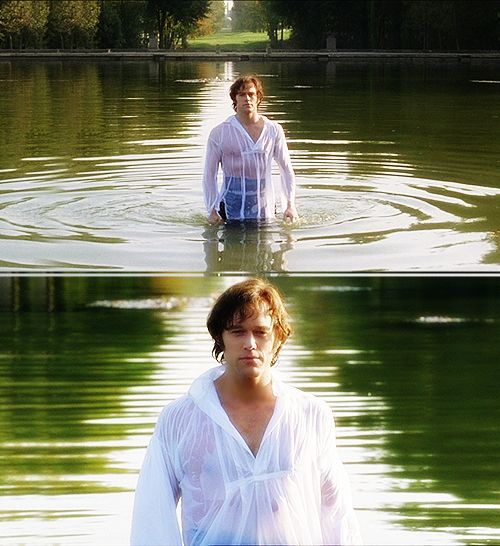 A favor, from Lost in Austen ... rewind, watch then rewind and watch again ... now wipe the drool off your face!!!