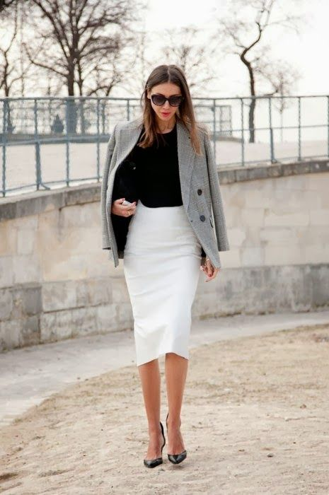 Classy chic simple