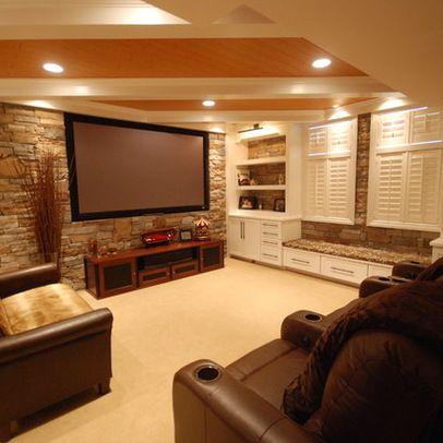 basement looks nothing like a basement - Designs For Basements