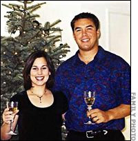The Murder of Laci Peterson    Laci Peterson was nearly eight months pregnant when, on Dec. 24, 2002, she was reported missing. Her seemingly devoted husband Scott led a shocking double life and soon emerged as the prime suspect.