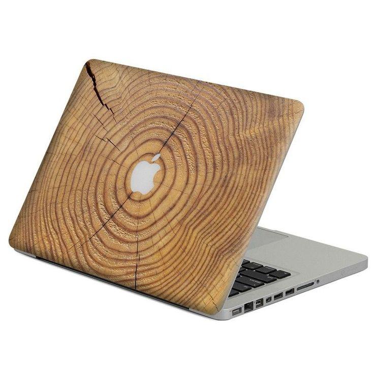 Decal per Macbook Pro Adesivo In Vinile portatile mac  air 13 PRO legno