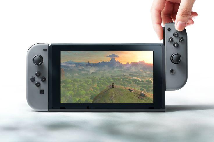Nintendo vient de dévoiler sa nouvelle console : la Switch, et les innovations qu'elle apporte pourraient bien redéfinir le concept même de console de jeu.