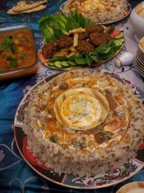 Afghan food foods pinterest dinner afghans and food for Afghan kabob cuisine