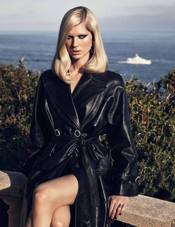 Iselin Steiro by Mikael Jansson for Vogue Paris.