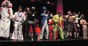 la murga conquista el #carnaval de #aguilas #regiondemurcia #cultura #turismo