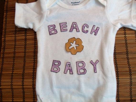 Beach baby :)