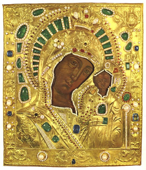 Appearance of the Kazan Icon of the Mother of God - Orthodox Church in America