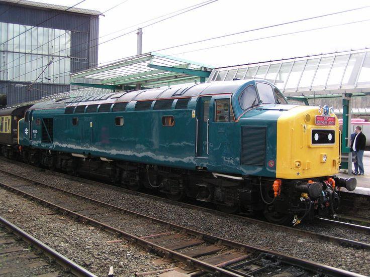 144 Best Images About Uk Trains On Pinterest Bristol