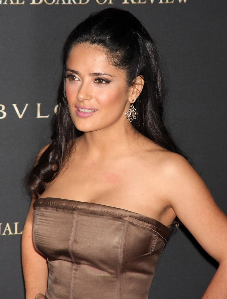 Salma Hayek Photos - 2008 National Board Of Review Of Motion Pictures Awards Gala - Zimbio