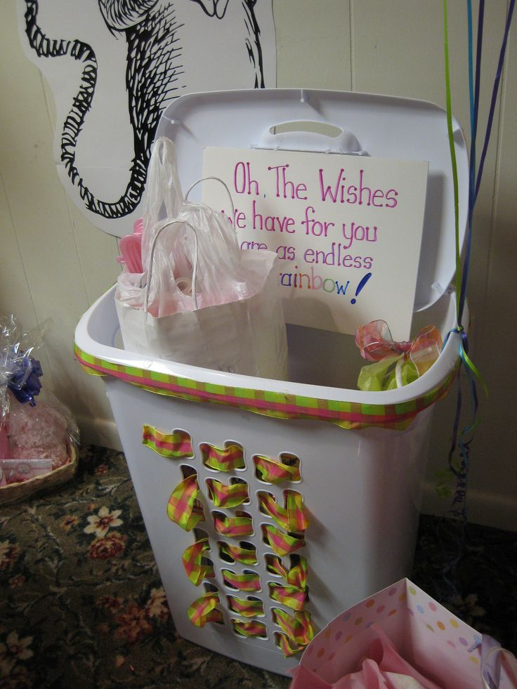 Baby Shower Wishing Well Flickr Photo Sharing All