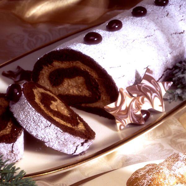 Mocha Chocolate Cake Roll Recipe Chocolate Cake Roll Recipes Cake Roll Recipes Chocolate Roll Cake