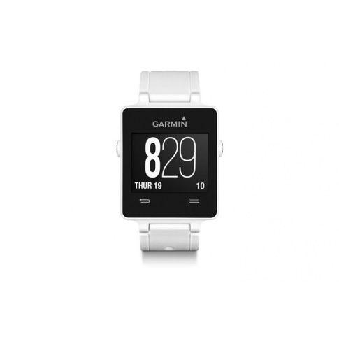 #Garmin Vivoactive Smart Watch GPS HRM white