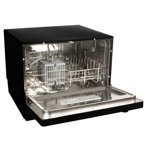 Countertop Dishwasher Koldfront : dishwasher Koldfront 6 Place Setting Energy Star Countertop Dishwasher ...
