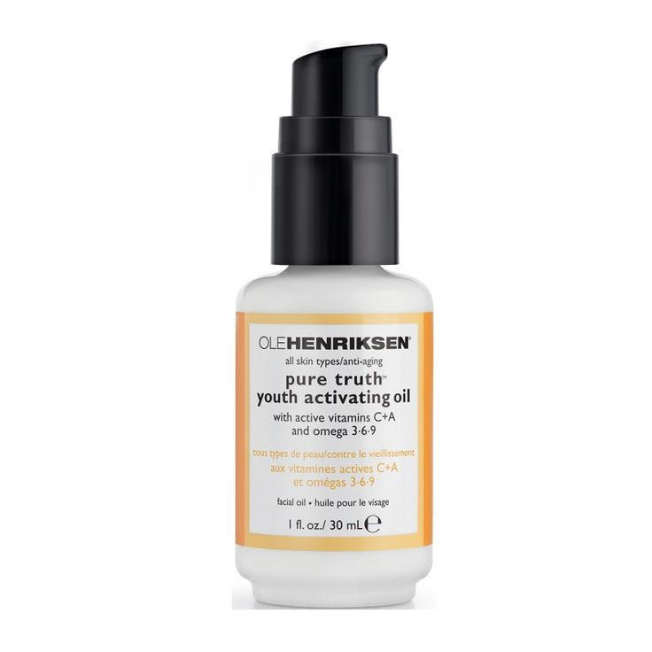 Ole Henriksen pure truth™ youth activating oil 30ml - feelunique.com