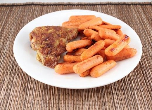 """Whole30-Day 23 and """"Breaded"""" Chicken Thighs #whole30"""