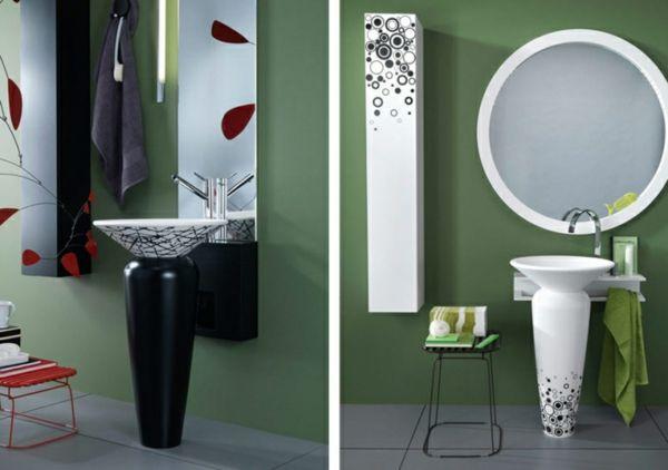 Modernes Badezimmer \u2013 Gestaltungsideen mit Designer Badspiegel - bad spiegel high tech produkt badezimmer