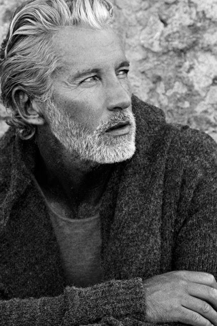 Aiden Shaw. If only I can age as stylish as him!