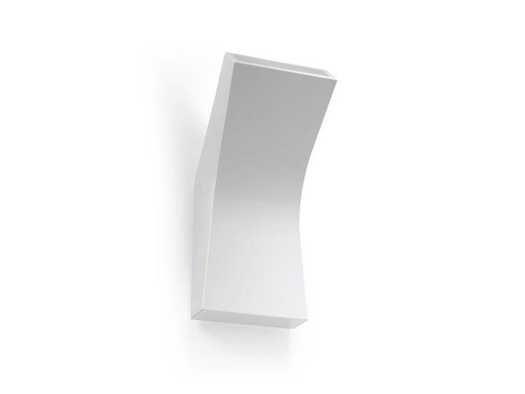 LED aluminium wall light BEND GROK | Wall Lamps Collection by LEDS C4 | design Ramón Benedito