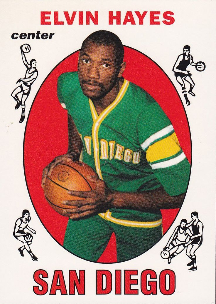 June 4, 1968 - With the first pick in the 1968 NBA Draft, the San Diego Rockets select Elvin Hayes of the University of Houston. Hayes led the NBA, as a rookie, in scoring with 28.4 points per game while also averaging 17.1 rebounds per game, earning him a spot on the NBA All-Rookie First Team. He is the only rookie in NBA history to lead the league in scoring.