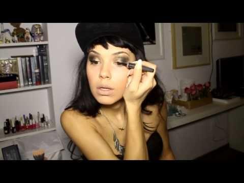 CUDEEA (episodul 19) - makeup de seara - get ready with me - YouTube