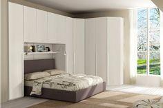 Vendita mobili online - armadio ponte angolo - Offerte