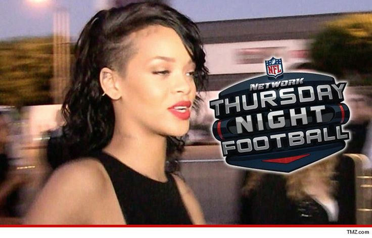 """CBS has pulled the plug on the musical opening of tonight\'s \""""Thursday Night Football\"""" -- and it\'s very clear it\'s because they don\'t want to feature Rihanna in the midst of the Ray Rice scandal.   The opening features Rihanna performing a version of her hit \""""Run This Town\"""" -- while Don Cheadle introduces the teams and dramatically asks who will \""""run this town\"""" when the game is over.   But with the Ray Rice scandal in full swing, it\'s clear CBS didn\'t want to feature another ..."""