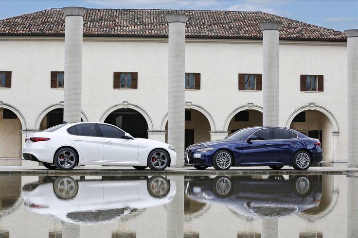 W jakim kolorze najbardziej podoba Wam się nowa Alfa Romeo #Giulia?   Wybierz swój wymarzony kolor: http://carconfigurator.alfaromeo.com/pl_PL/Giulia/default.aspx