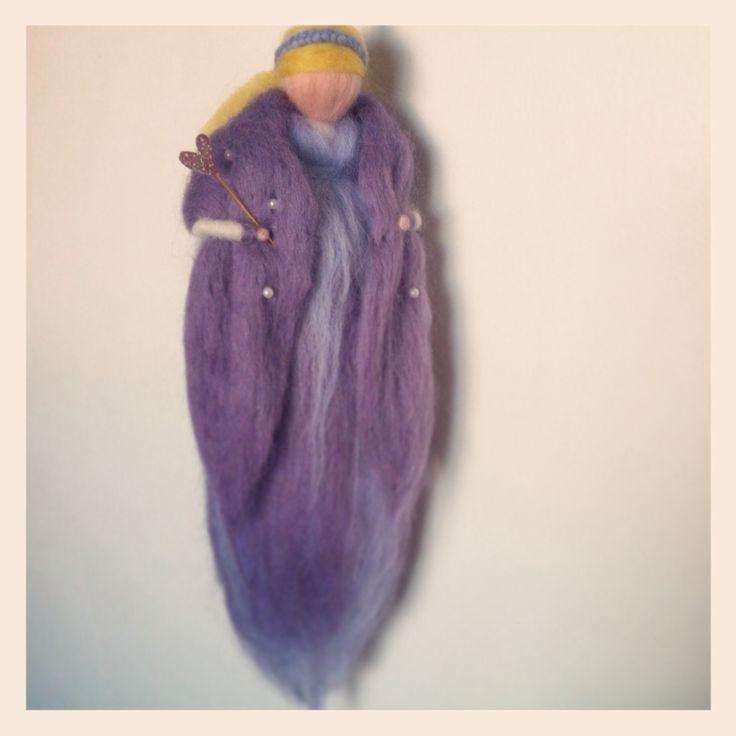 'Purple' fairy by Philosopher's Joke.
