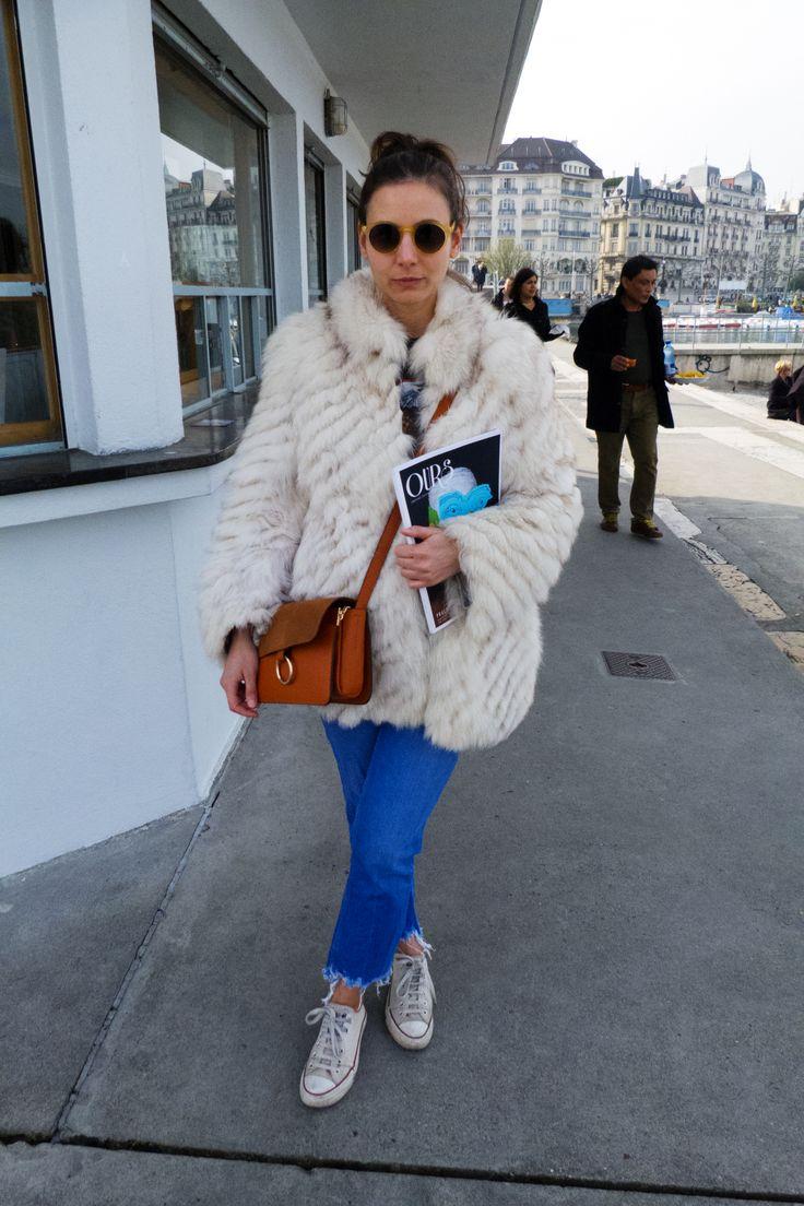 STREET STYLE  #Geneva #style