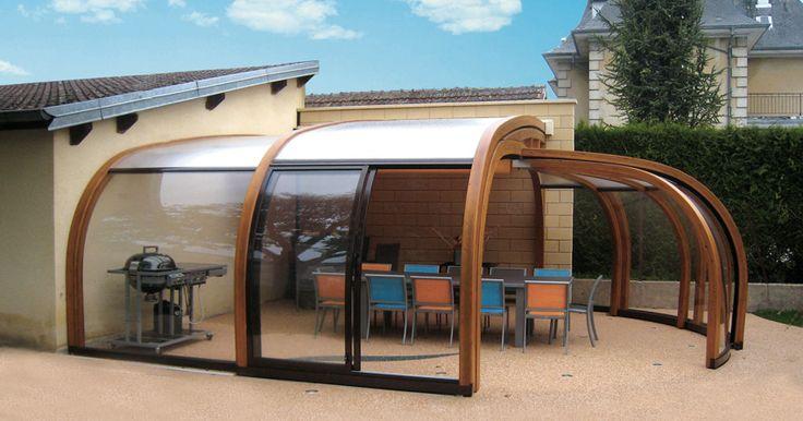 Le 25 migliori idee su copertura per veranda su pinterest for Sauna del cortile chiavi